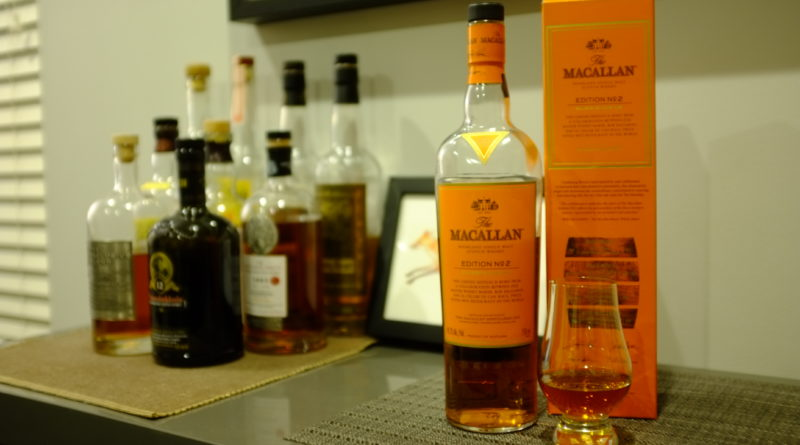 Whisky Review: Macallan Edition No. 2 Review - the Meade Mule