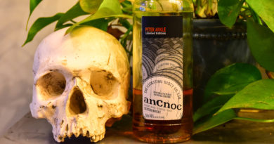 Whisky Review: anCnoc Peter Arkle Limited Edition