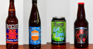 Beer Review Roundup: Sours from Rogue, Prairie, Tallgrass, and Yazoo